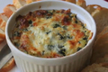 How To Make Baked Hot Low-fat Spinach And Artichoke Dip