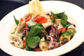 Hotchef's Broiled Calamari with Tomatoes and Arugula Recipe Video