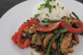 How To Make Stir Fry Chicken With Basil