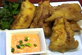 Asian Beer Fried Fish