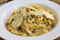 How To Make Chicken Fettuccini Alfredo