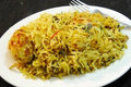 How to make Egg Biryani at Home - Indian
