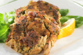 Heart Healthy Crab Cakes Recipe Video