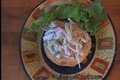 How To Make Open Seafood Salad Sandwich