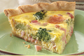 How To Make Ham And Broccoli Quiche