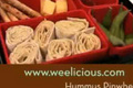 How To Make Hummus Pinwheel for Kids
