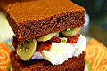 Dave's Ice Cream Sandwich - Summertime Treats