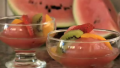 Watermelon Sorbet Recipe Video