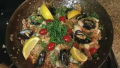 Seafood Paella Recipe Video