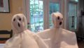 Lollipop Ghosts For Halloween Video