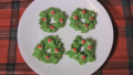 Tips To Make Christmas Wreath Cookies