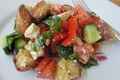 Panzanella Salad