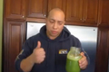 How To Make Incredible Hulk Coconut Shake