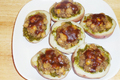 How To Make Indian Potato Skins With Chickpeas Topping
