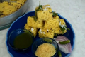 How To Make Instant Khaman - Nylon Khaman - Gujarati Cuisine
