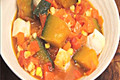 How To Make Kabocha Ratatouille - Simmered Pumpkin And Vegetable Stew