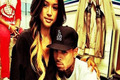 Chris Brown & Karrueche Tran -- FRIENDS WITH BENEFITS? Really!!