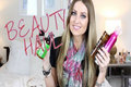 Beauty Haul: Hair/Skin/Makeup