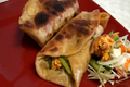 Khathi Rolls - Vegetable Frankie (Start to Finish)