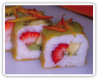 How To Make Kiwi Dragon Roll