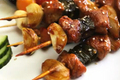Korean Skewered Chicken