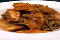 How To Make Korean Food Buckwheat Kimchi Noodles
