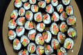 How To Make Korean Food Kimbap Rolls