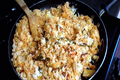 Korean Food Kimchi Fried Rice