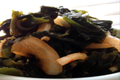 Korean Food Seaweed Salad