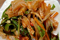 Korean Pig Skin Salad Anju - World of Flavor