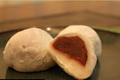 Korean Red Bean Paste Filled Sweet Rice Cakes