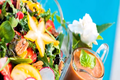 The FullyRaw Spring Salad