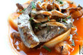 Lamb Sausage with Braised Fennel & Mushroom Ragu Recipe Video