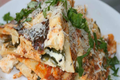 How To Make Lasagna with Ground Beef, Poblano Peppers & Ricotta Cheese