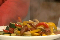 Lean Sausage and Summer Vegetable Stir Fry