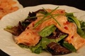 How To Make Lemon Marinated Salmon Salad