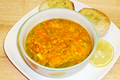 How To Make Indian Lentil And Vegetable Soup