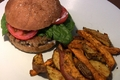 How To Make Rice Burgers With Lentils And Baked Fries