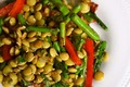 How To Make Sprouted Lentil Salad With Mustard Dressing