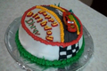 How To Make Delicious Mcqueeen Car Icing  Cake