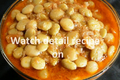 Indian Lima Beans Curry