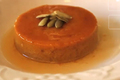 Creamy Low-Fat Pumpkin Flan