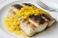How To Make Mahi Mahi With Spicy Thai Mango Sauce