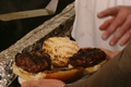 How To Make Fairway's Mitchel London: Making A Burger