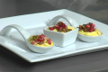 Crab And Avocado Mousse Appetizer