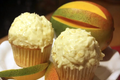 Mango Coconut Cupcakes (Part 2): Cupcake Show #28 Recipe Video