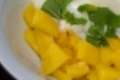 How To Make Mango Yogurt Salad