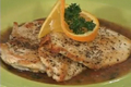 Chicken with Maple Mustard sauce