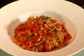 How To Make Shrimp Bolognese With Linguine Pasta