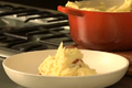 How To Make Mashed Potato With Mozzarella And Tomatoes